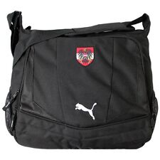 Puma Country Shoulder Bag Austria Tasche Messenger Umhängetasche 33x38x11 black
