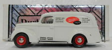 Durham 1/43 Scale DUR 2  - 1939 Ford Panel Delivery Van White