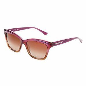 Sonia Rykiel Sonnenbrille SR7647_53 Damen Lady Sunglasses Braun Lila NEU & OVP
