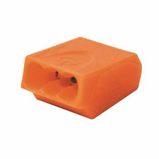 Preferred Industries HP-PC300 602865 Orange Push In Wire Connector Bag 500 NEW