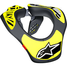 Alpinestars Youth Neck Support Protector Yellow