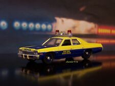 1974 74 DODGE MONACO NEW YORK STATE POLICE COLLECTIBLE 1/64 SCALE DIECAST MODEL