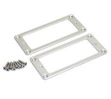 (2) Chrome Mini Humbucker Pickup Rings for Gibson Firebird® PC-5764-010