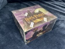 X1 Harry Potter Booster Box Plastic Case Protective Protector for WOTC Display
