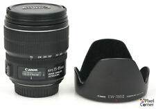 Canon EF-S 15-85mm f/3.5-5.6 Zoom lente magnífico! IS USM 5902017456