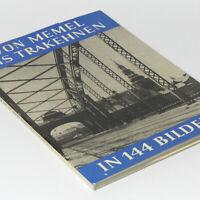 East Prussia 1930s Ostpreussen Memel - German Photo Book Trakehnen Horses Tilsit