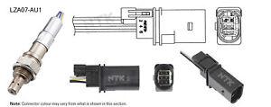 NGK NTK Oxygen Lambda Sensor LZA07-AU1 fits Audi A6 2.4 (C6) 130kw, 2.8 FSI (...