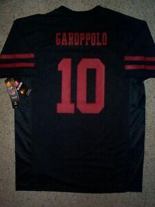 (2021-2022) sf 49ers JIMMY GAROPPOLO nfl Jersey YOUTH KIDS BOYS (L-LG-LARGE)