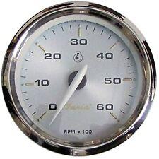 "Faria Kronos 4"" Tachometer - 6,000 RPM (Gas - Inboard & I/O)"
