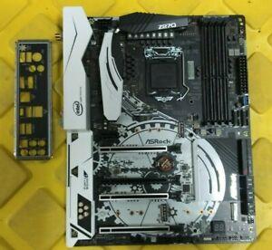 Asrock Z270 Taichi, Z270 DDR4 LGA1151, 4x PCIE x16, WIFI + IO-Shield
