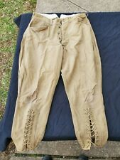 Vtg Men's 1930s 1940s Boy Scouts Breeches 30s 40s Uniform Pants