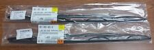 2002 to EARLY 2004 Audi A4 Genuine Factory OEM Wiper Blades - Set of 2