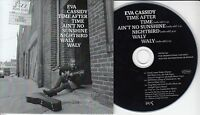 EVA CASSIDY Time After Time 2015 UK 4-track promo CD