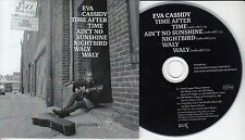 EVA CASSIDY Time After Time 2015 UK 4-track promo CD