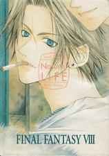 Final Fantasy 8 Viii Ff8 Ffviii Doujinshi Comic Irvine x Squall Natural Life Bl