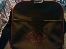 Petyella Pet Carrier. Great Condition.Expandable Travel Kennel.Airline Approved.