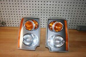 2004 Land Rover RANGE ROVER HSE LEFT & RIGHT SIDE TURN SIGNAL LIGHT LAMP