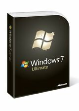 WINDOWS 7 ULTIMATE  32 / 64BIT OEM GENUINE LICENSE KEY