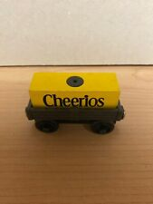 Thomas The Wooden Tank Engine Train Cheerios Cargo Car Used