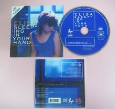 CD singolo ELISA SLEEPING IN YOUR HAND 1997 POLYDOR 571 514-2 no mc lp (S15)