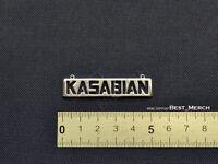 Kasabian Necklace stainless steel Pendant merch logo symbol