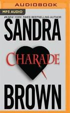 Charade by Sandra Brown (2016, MP3 CD, Unabridged)