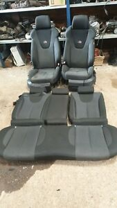 SEAT LEON FR MK2 SEATS FRONT AND  REAR  5DR  2007