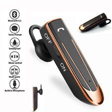 Long Standby Time Universal Wireless Stereo Bluetooth Headset Headphone Earbud