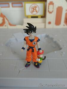 Figurine Dragon Ball Goku Gohan enfant Bandai Toys BS STA figure AB Gokou rare