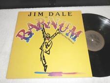 CY COLEMAN~JIM DALE~Barnum 1980 CBS ORIG SOUNDTRACK GATEFOLD LP EXC/NMint
