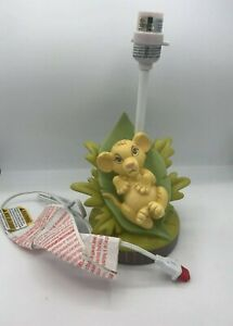 Disney Lion King Simba Lamp  only - See Details