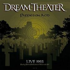 Dream Theater Puppies on Acid Live 1993 Vinyl LP 2015 &