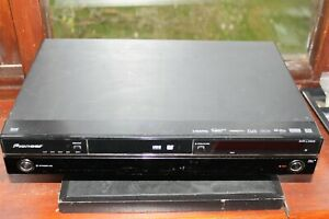 Pioneer HDD DVD HDMI DVR-LX60D PLAYER/RECORDER with REMOTE CONTROL