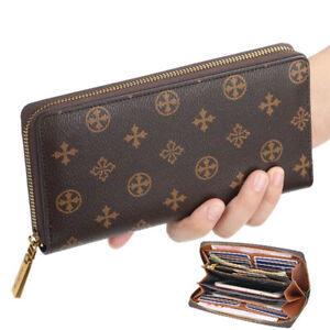 Retro Women's Wallet and Purse Multi-functional Long Purse style louis vuitton