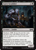 4x Grave Scrabbler - M-NM - Ultimate Masters - SPARROW MAGIC - mtg C