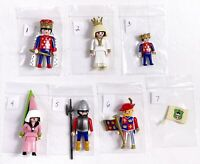 Vtg Playmobil Geobra 3659 Knight King & His Court Figures Accessories YOU CHOOSE