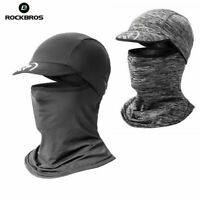 RockBros Outdoor Sport Ice Silk Headgear Cap Fishing Cycling Headband Face Mask