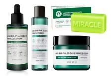 Somebymi AHA BHA PHA Miracle 30days cleansing Toner, Serum, Soap, Cream