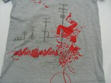 ASHES 2 ASHES - AMPLIFIED TECHNIQUES -  SIZE LARGE T-SHIRT!