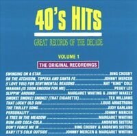 Great Records of the Decade: 40's Hits Pop, Vol. 1 by Various Artists (CD,...12