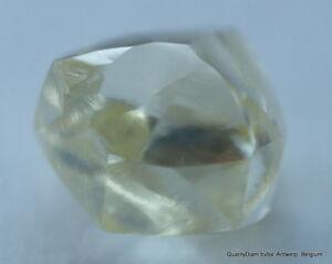 START A NEW HOBBY, START WITH 0.24 CARAT UNCUT DIAMOND NATURAL DIAMOND MACKLE