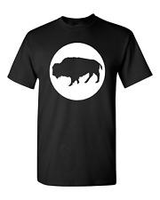Classic Buffalo New York Gift Souvenir Sports Fan T-Shirt Buffalo Love Tee