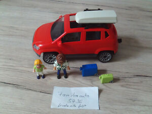 Playmobil Familienauto 5436 , guter gebrauchter Zustand