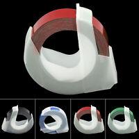 For Dymo MOTEX 12813 12814 1610 Label Maker Embossings Refill Tape 3meters*9mm