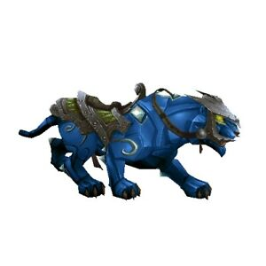 Sapphire Panther ✯ WoW Mount ✯ All EU Servers ✯ World of Warcraft
