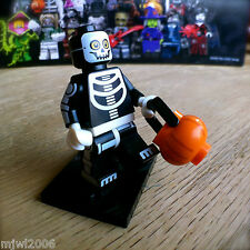 LEGO 71010 MONSTERS SKELETON GUY #11 Series 14 SEALED Minifigures trick or treat