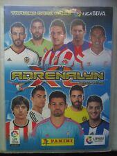 COLECCIÓN CASI COMPLETA LOTE 563 CARDS ADRENALYN XL PANINI LIGA 14/15 2014/2015
