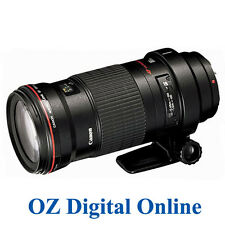 Canon EF 180mm 180 f/3.5 F3.5 L Macro USM Lens Au Wty