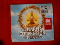 COMPILATION - THE KARMA COLLECTION SUNRISE (MINISTRY OF SOUND). CD.