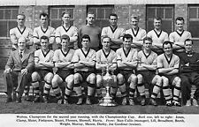 WOLVES FOOTBALL TEAM PHOTO>1958-59 SEASON